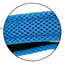 Breathable sandwich mesh,give your dog a buffer protection.