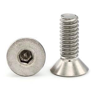 stainless steel socket cap screws