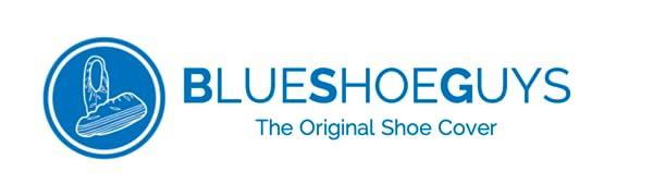 Blue Shoe Guys - The Original Disposable amp; Reusable Shoe Cover