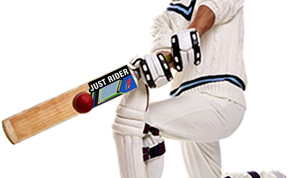 JUST RIDER CRICKET BAT