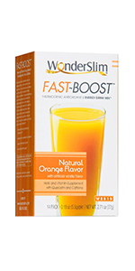 FAST BOOST Energy Drink Mix