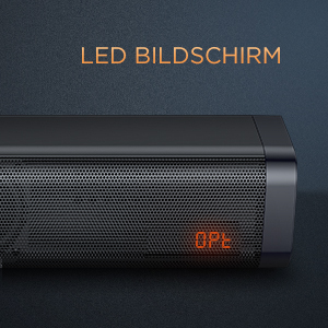 Bomaker Tapio V Soundbar With Subwoofer 2 1 Channel 4k Ultra Hd Soundbar 100 W 32 Inch With 5 Eq Modes Bluetooth 5 0 Supports Optical Aux Usb Tf Card For Home Cinema Mp3 Hifi