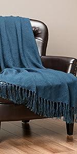 Off WHite Blanket
