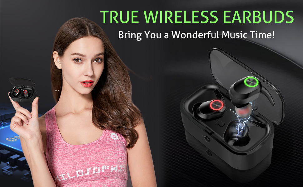 Wireless Earbuds Bluetooth