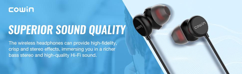 Bluetooth wireless headphone