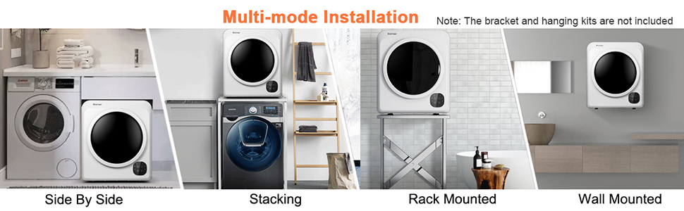 COSTWAY portable dryer