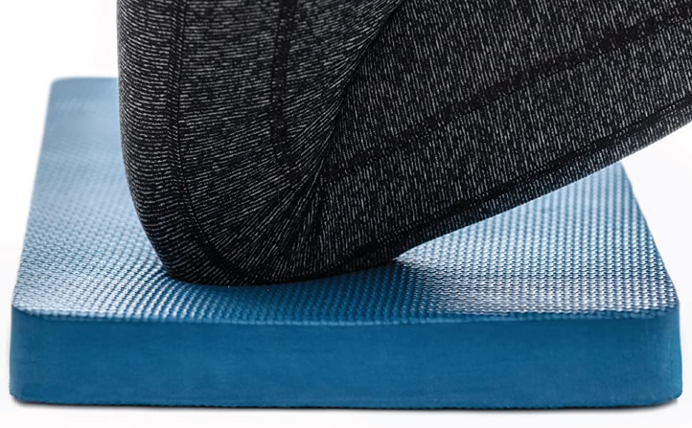 kneeling pad knee pad foam mats yoga exercise fitness painting gardening firm supportive cushioned