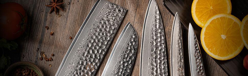 Set Couteau Professionnel