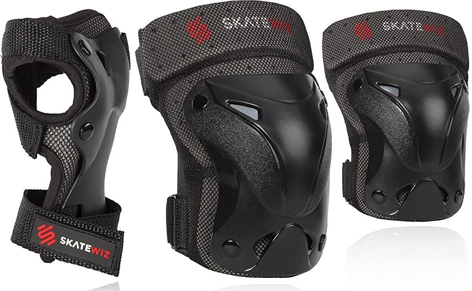 elbow pads wrist guards knee pads for kids