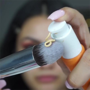 Premium Synthetic Makeup Brushes