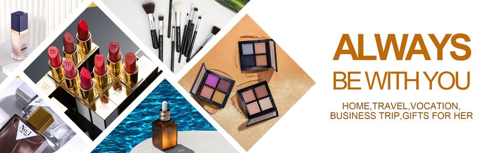 lacattura makeup bag
