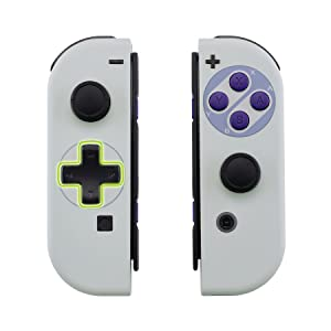 Joycon Handheld Controller Housing (D-Pad Version) with Full Set Buttons