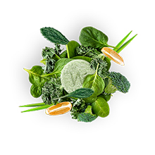 Wellbeing nutrition superfood daily greens effervescent tablets