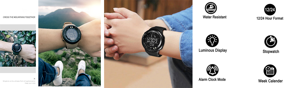 wrist watches for mens
