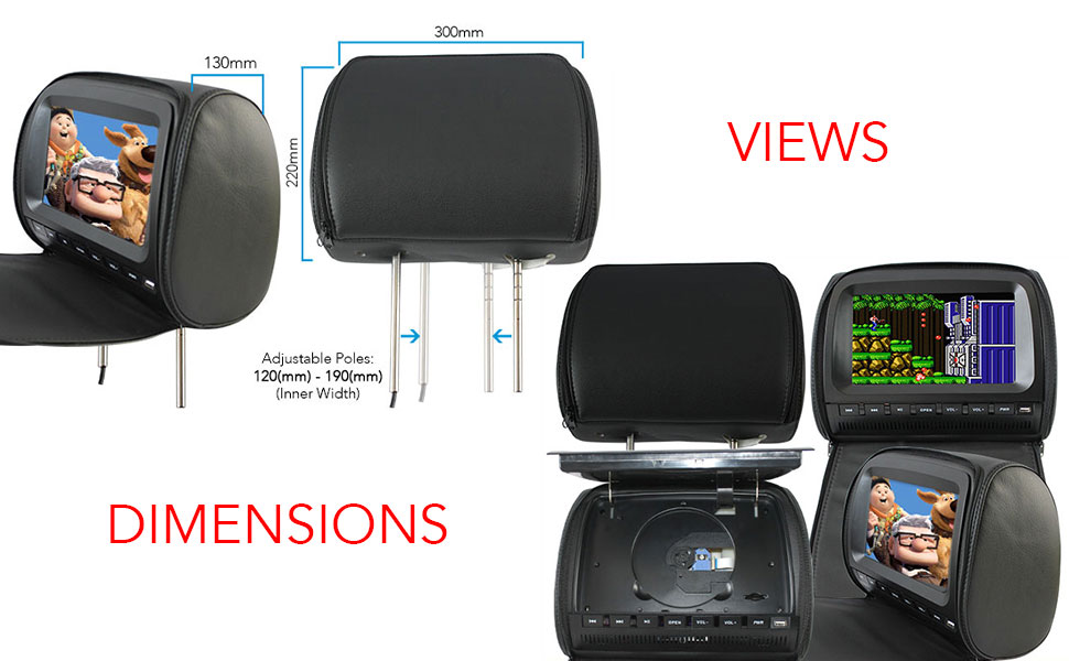 Product Views and Dimensions