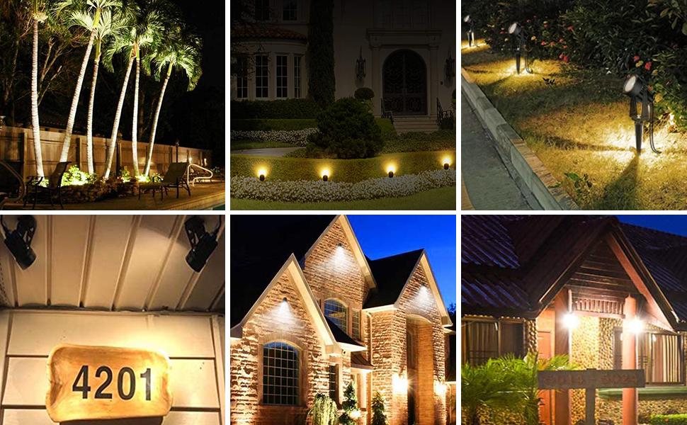 outdoor landscape spotlight pathway lights low voltage pathway lights outdoor pathway lights
