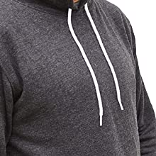 Basic Light Weight Sweat shirt Medium Weight Jersey Fabric Breathable Material Pack-able Heavy Poly