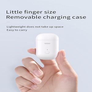 little finger size