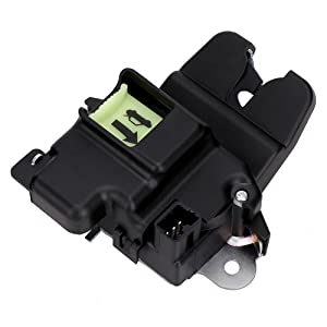 Tailgate Latch Lock Actuator Rear Trunk Lid Central Replace 81230-3X010 for Elantra