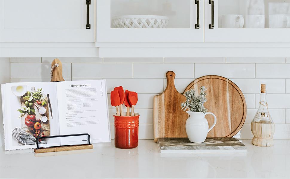 cookbook stand