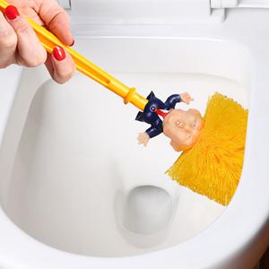 klobürste scherzartikel toilettenbürste wc bürste wc garnitur wc bürste toilette lustig