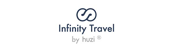 huzi infinity pillow travel neck pillow support cushion