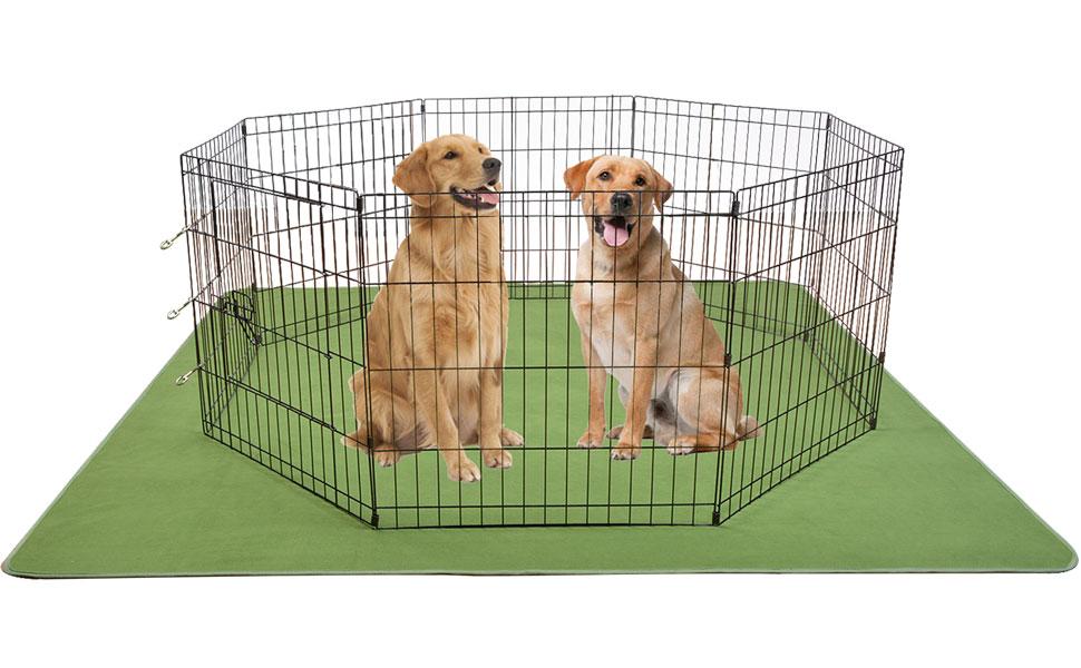 Dog Playpen Mat
