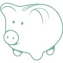 DIVINE CUP copa menstrual tamaño S, pequeña - Clínicamente probada, nota MUY BIEN - 100% Made in Germany - Verde menta, disponible en cuatro colores - ...
