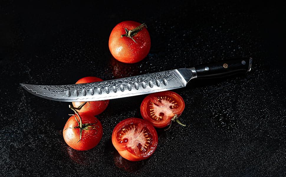 """Oxford chef 10"""" slicer butcher breaker knife"""