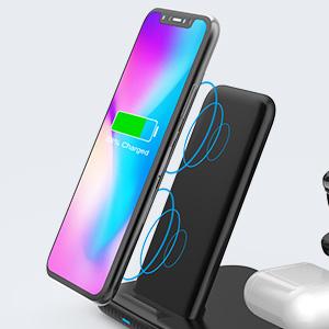 携帯電話ワイヤレス充電