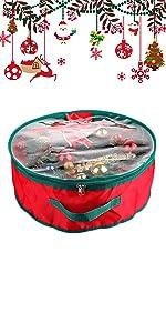 Xmas Wreath Storage Bag