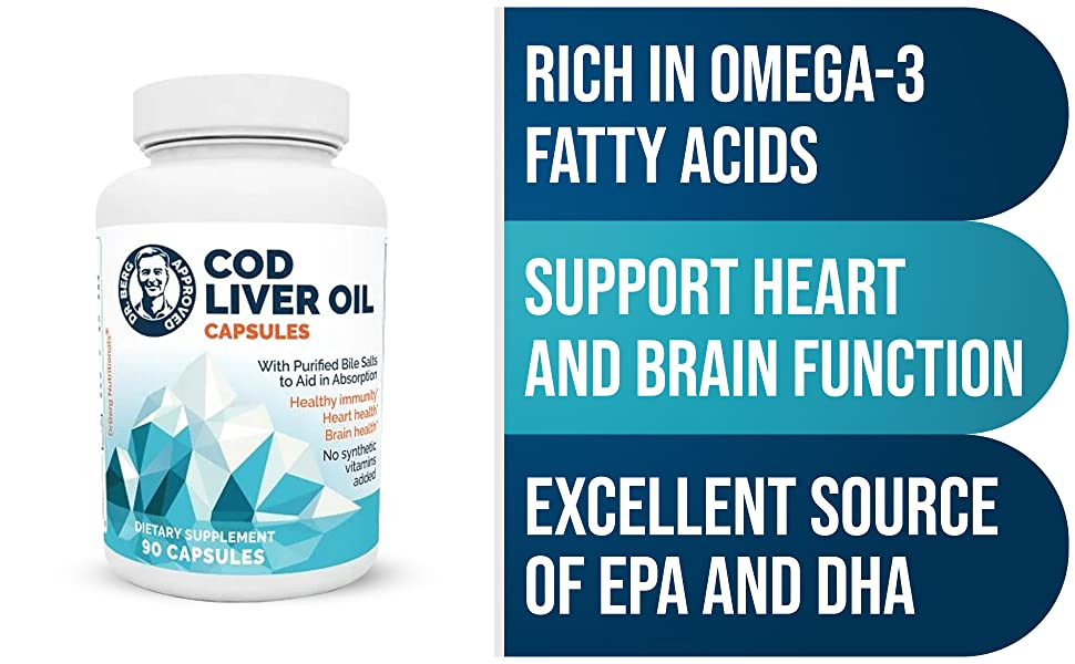 Dr Bergs COD Liver Oil