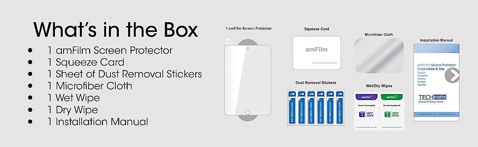 iPad Mini 5 Screen Protectors