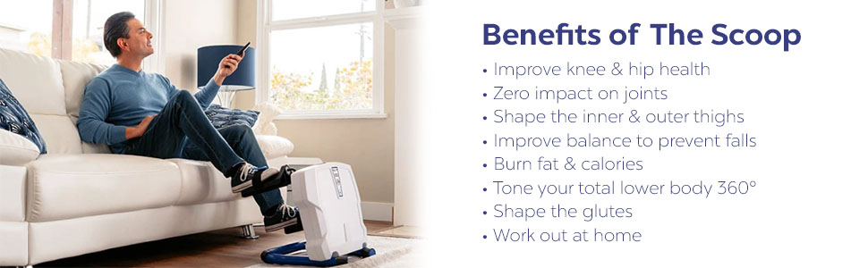 Benefits of using The Scoop by Gympro