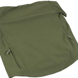 condor, condor outdoor, tactical, jacket, outdoor, winter jacket, backside, pockets, storage