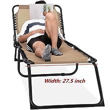 sleeping cot