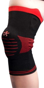 uflex pro knee sleeve side stabilizers