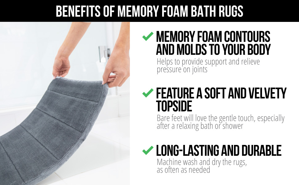 benefits of memory foam