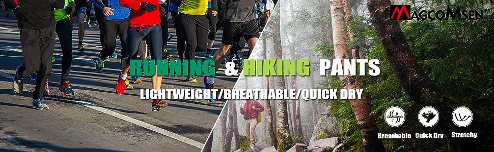 hiking pants men running pants quick dry pants for men breathable pants men track pants for men