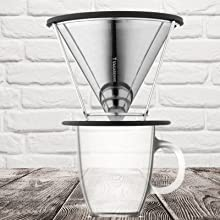 Vagabeans Pour Over Filter with Stand