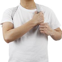 adust shoulder belts
