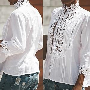 caual blouse