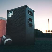 loud tailgate speaker