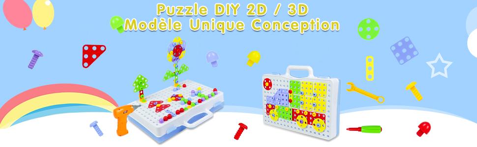 puzzle enfant 3 4 5 ans