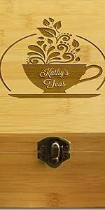 custom tea cup