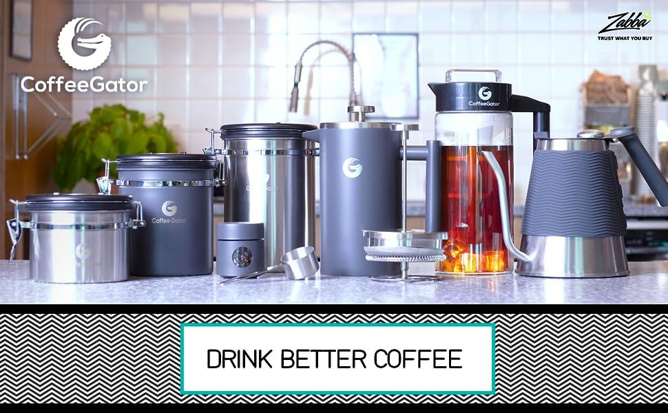drink better coffee