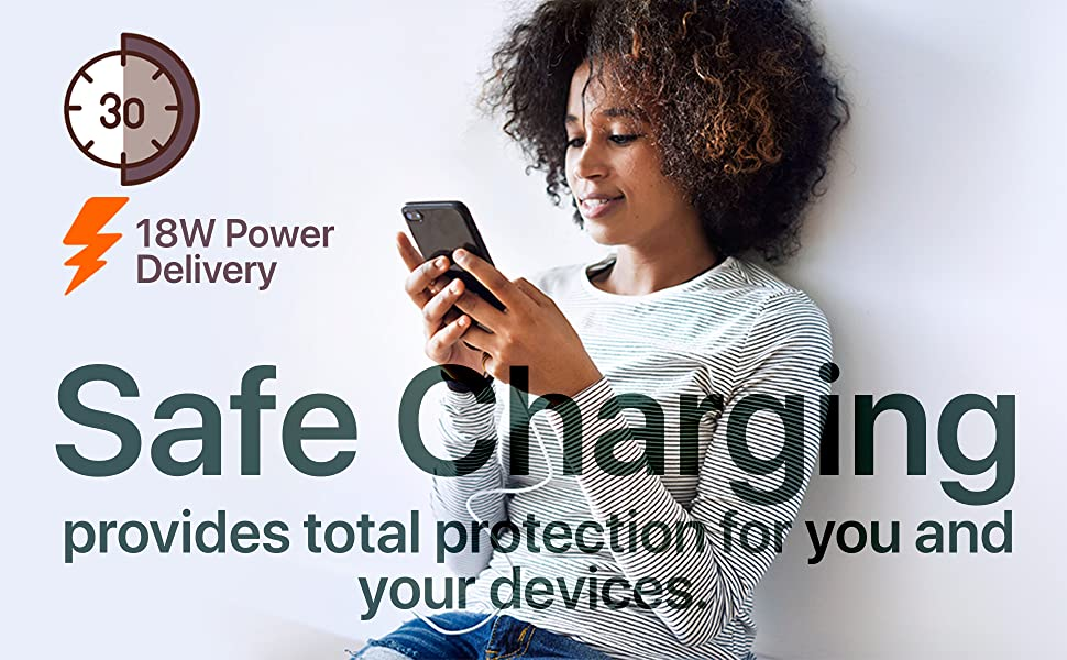 Safe Charger for iphone 11 pro