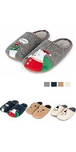 Misolin Warm Cute Winter Slippers