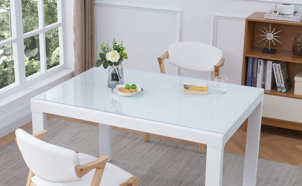 Clear PVC Table Cover Protector