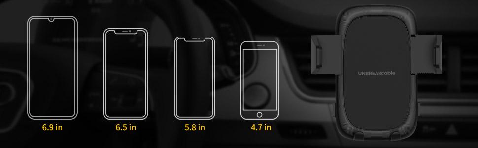 iPhone 6 car holder